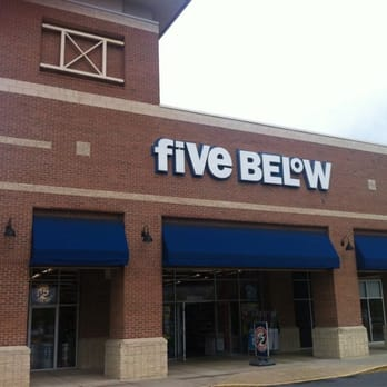 P O Of Five Below Laurel Md United States