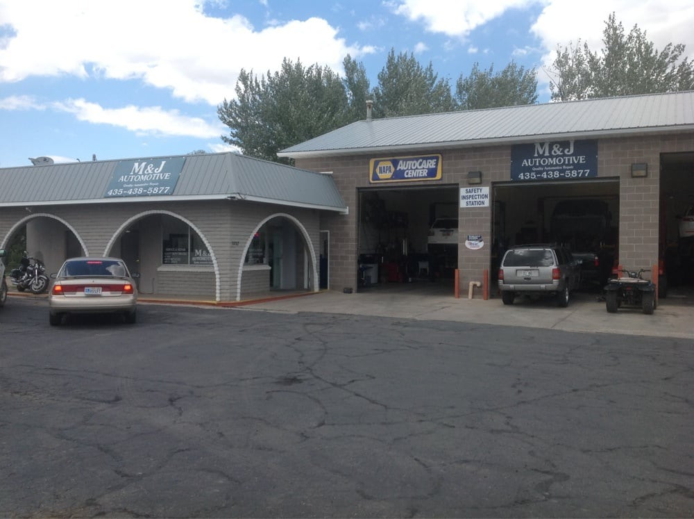 M & J Automotive: 1332 N Main St, Beaver, UT