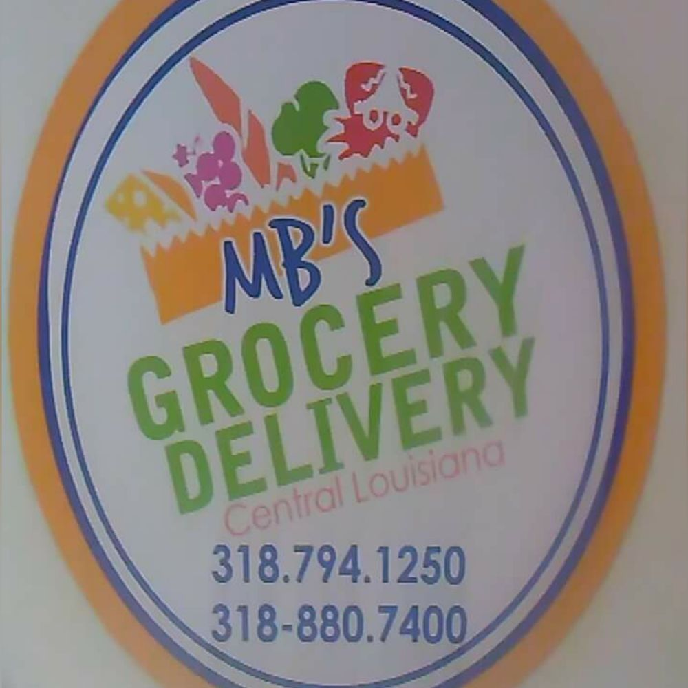 MB Grocery Delivery: 214 Belle Trace, Lecompte, LA