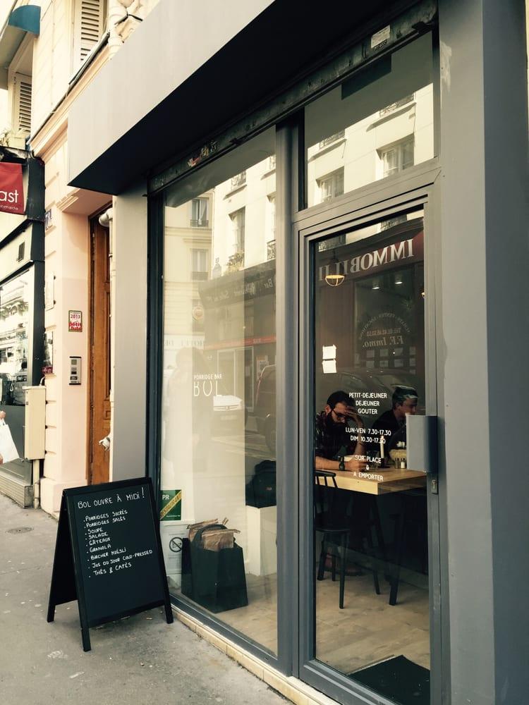 bol porridge bar 67 photos 20 avis caf s 76 rue du faubourg poissonni re strasbourg st. Black Bedroom Furniture Sets. Home Design Ideas