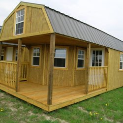 Photo Of Builtrite Express   Shelbyville, KY, United States. Deluxe Lofted  Cabin