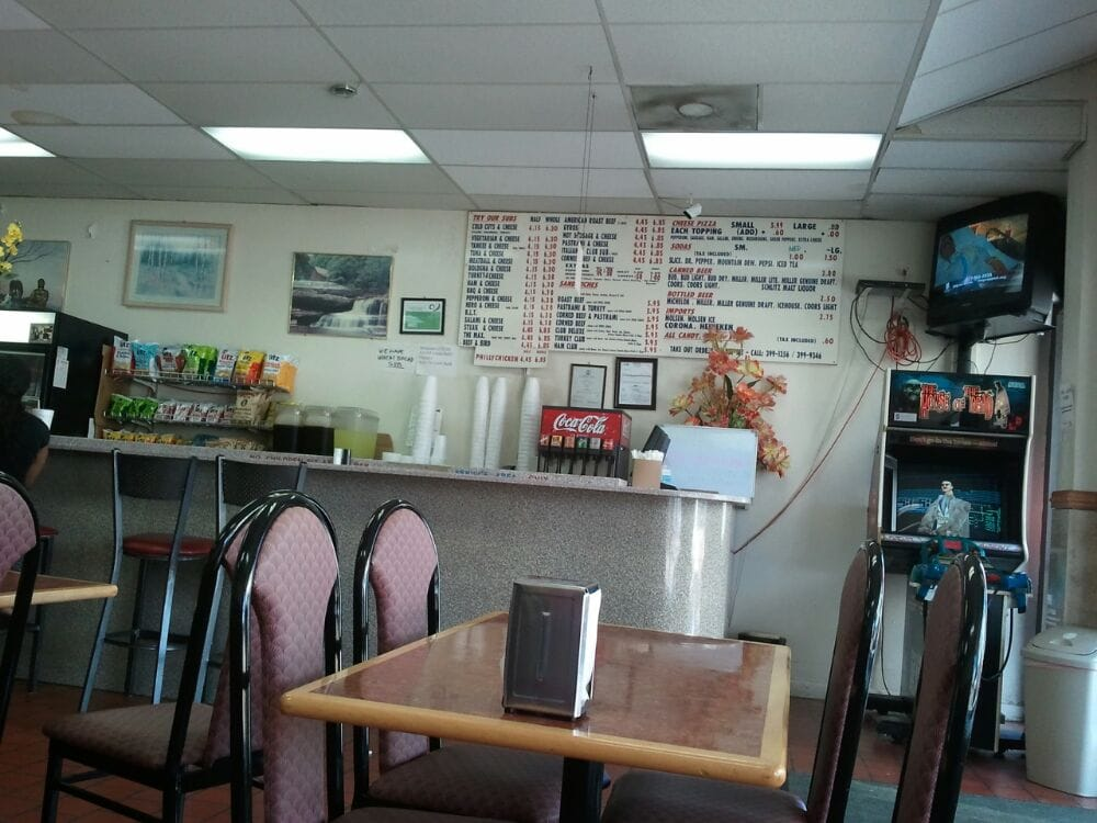 Sun's Sub & Pub: 425 County St, Portsmouth, VA
