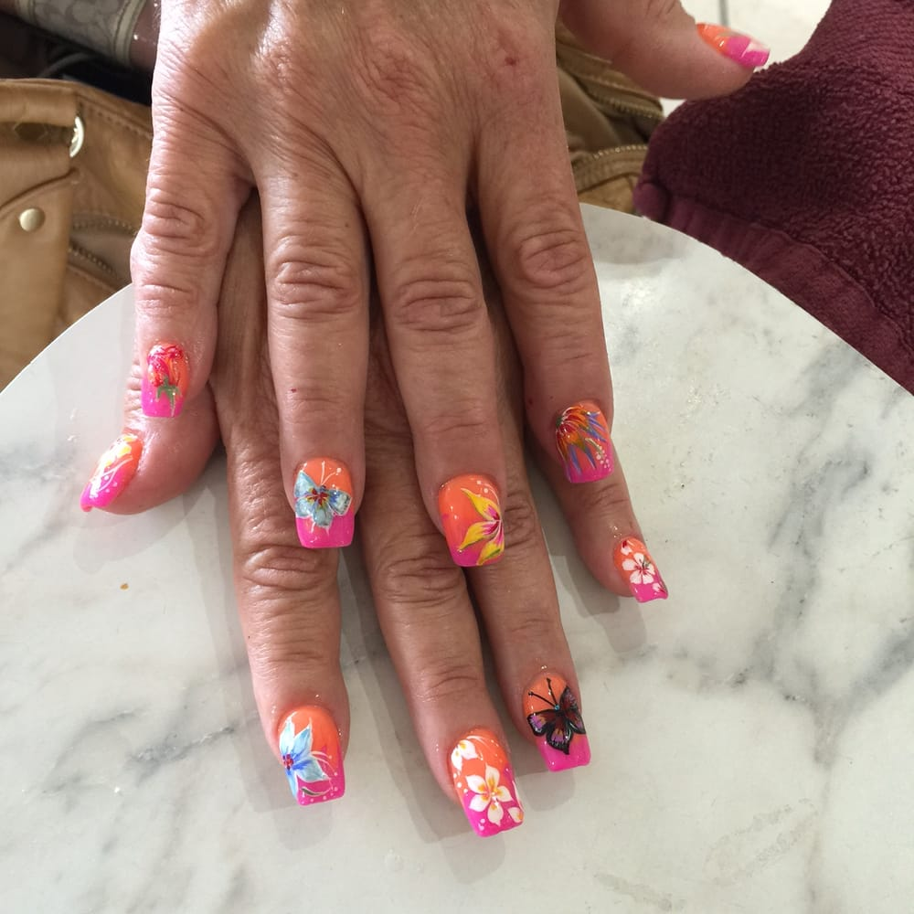 Mobile Nail Spa Los Angeles: Designed By John