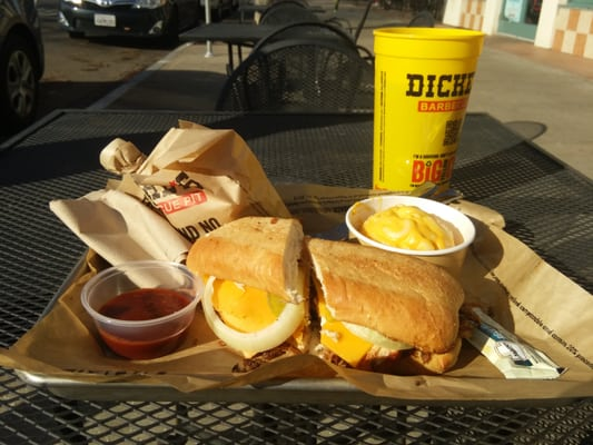 Dickey's Barbecue Pit - CLOSED - Order