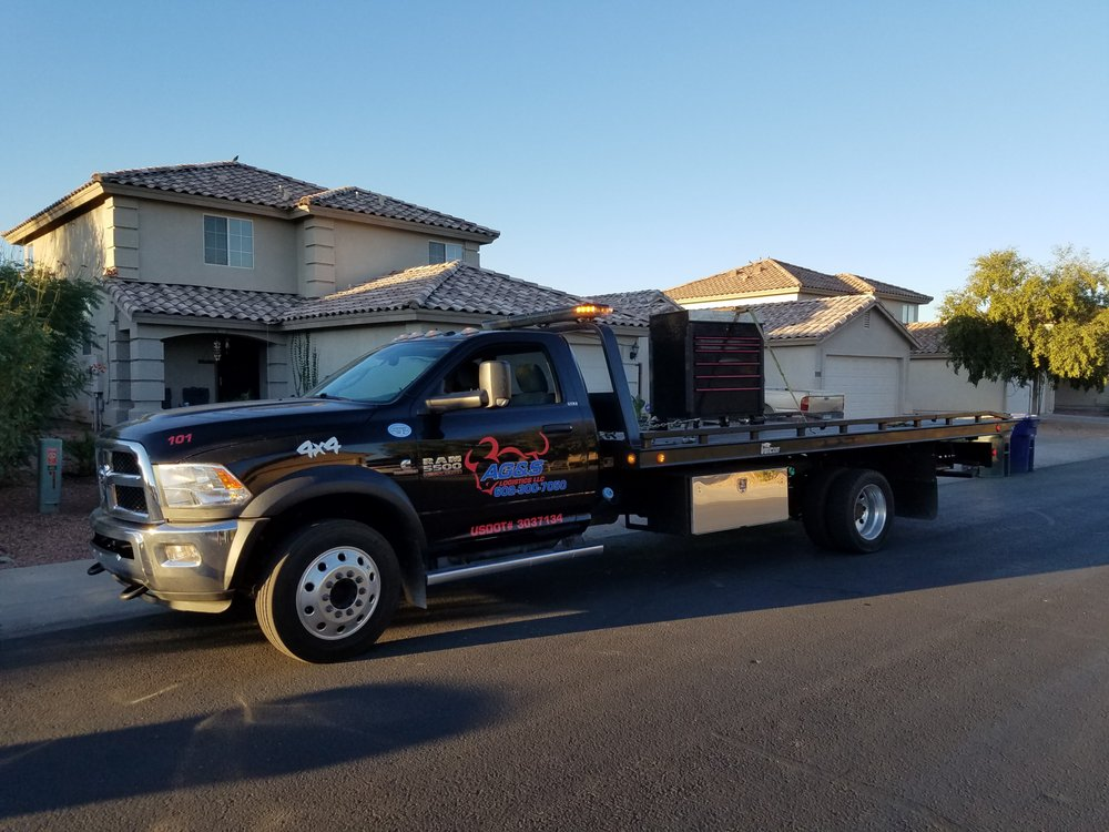 AG&S Towing: Anthem, AZ
