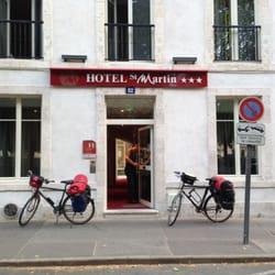 h tel saint martin h tels 52 boulevard alexandre martin orl ans loiret num ro de. Black Bedroom Furniture Sets. Home Design Ideas