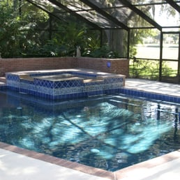 Photo Of Sparkling Kleen Pools Spas Sarasota Fl United States Tropical