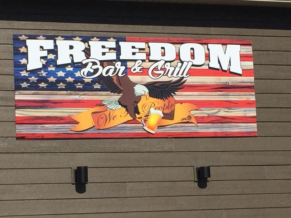 Freedom Bar and Grill: 101 Front St E, Redwood Falls, MN