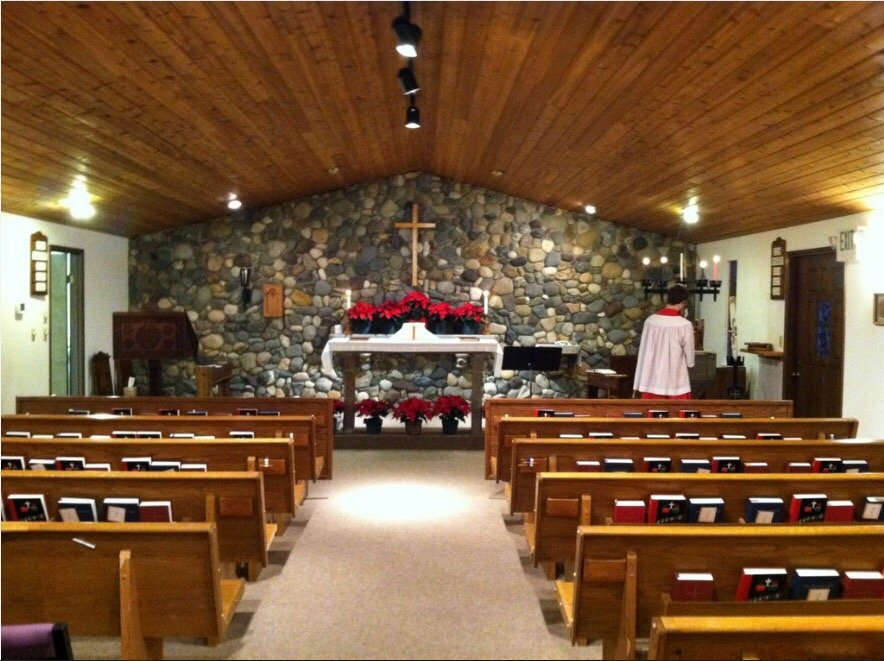 St Germain's Episcopal Church: 600 N Lake Cushman Rd, Hoodsport, WA