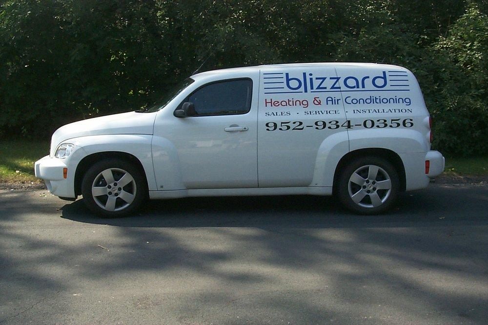 Blizzard Air: Eden Prairie, MN