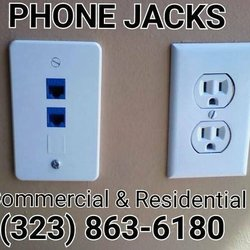 Pleasant All City Phone Techs Phone Jacks Internet Installation 14 Wiring Digital Resources Arguphilshebarightsorg