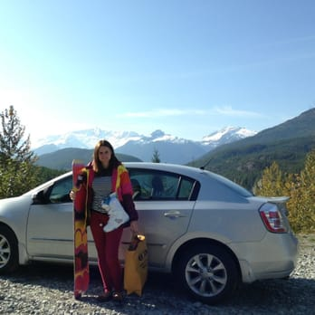 photo of zipcar vancouver bc canada zip to whistler