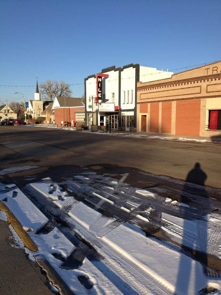 Nile Theatre: 1433 Center Ave, Mitchell, NE