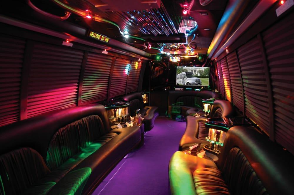 Mcallen Party Bus Rental: 1008 E Pecan Blvd, Mcallen, TX