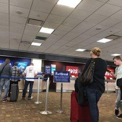 avis car rental tampa airport  Avis Rent-A-Car - Tampa Intl Airport - 16 Photos