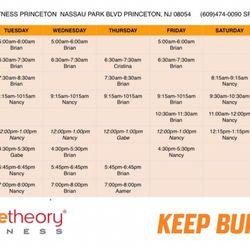 Orangetheory Fitness Princeton