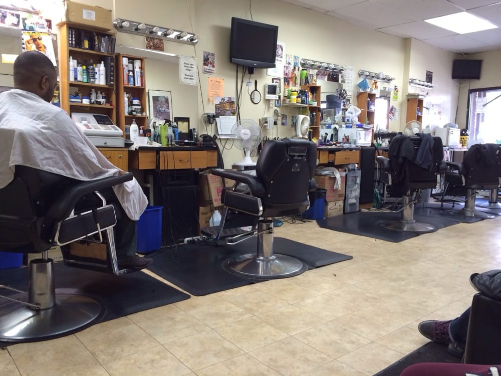 Barber Shop Hartford Ct : League Barbers - Barbers - 551 Albany Ave, Upper Albany, Hartford, CT ...