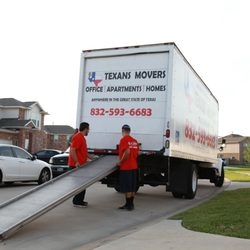 Photo Of Texans Movers   Houston, TX, United States