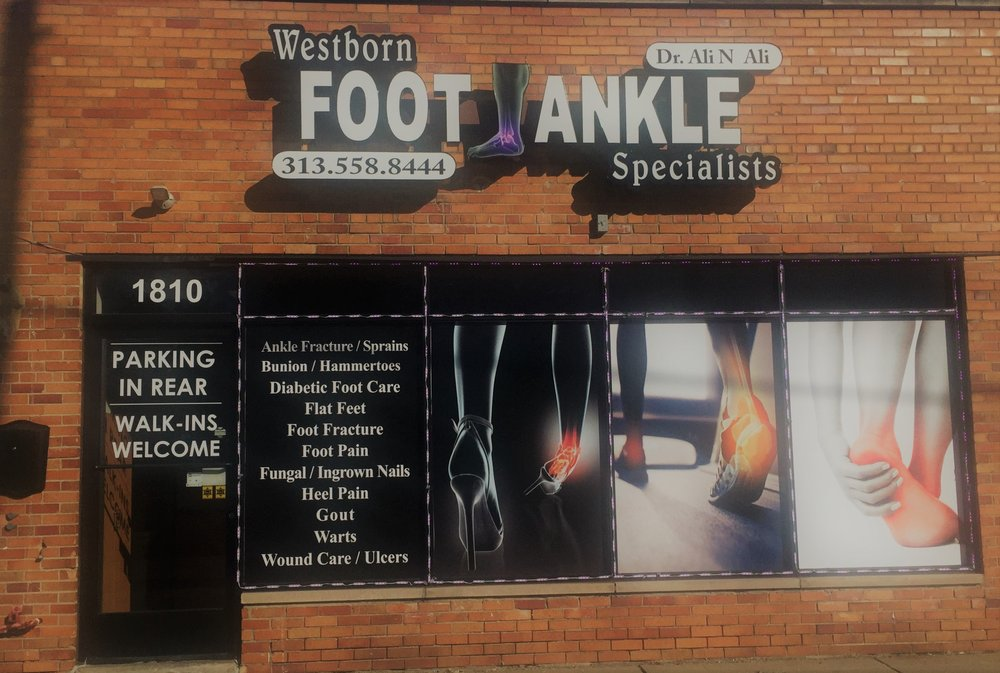 Westborn Foot And Ankle Specialists: 1810 N Telegraph Rd, Dearborn, MI