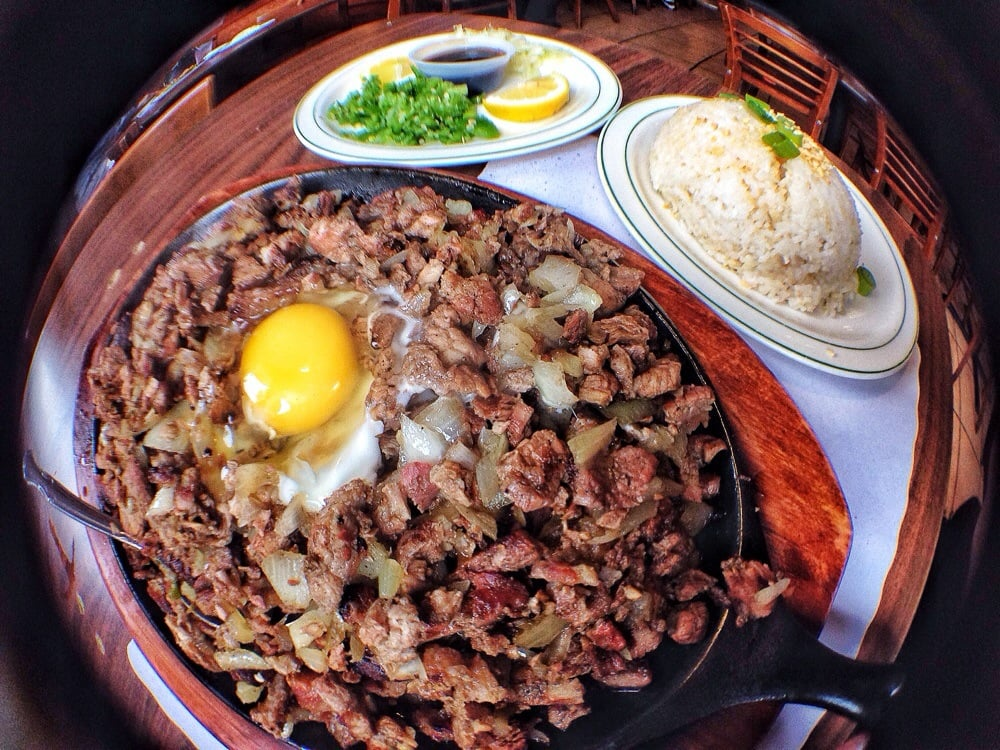 how to cook sizzling sisig