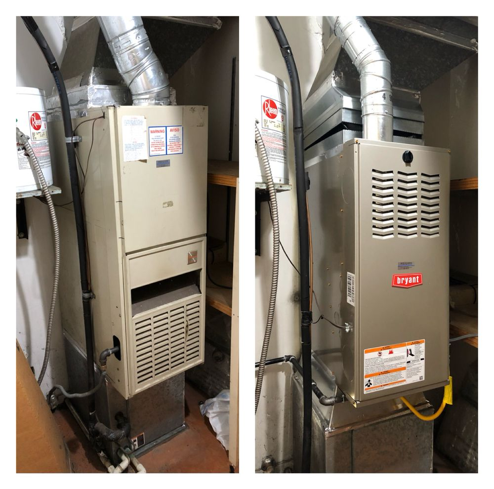 Air-Left Heating and Air Conditioning