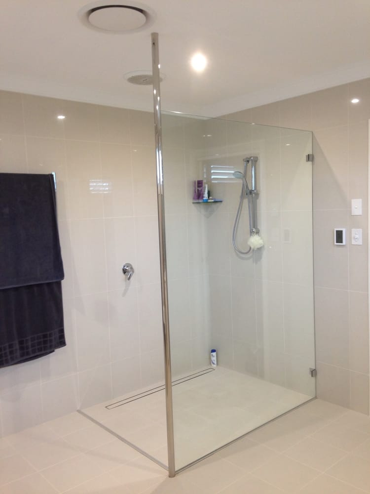 Photo Of Clearview Glass Group Lisarow New South Wales Australia Frameless Shower Screen