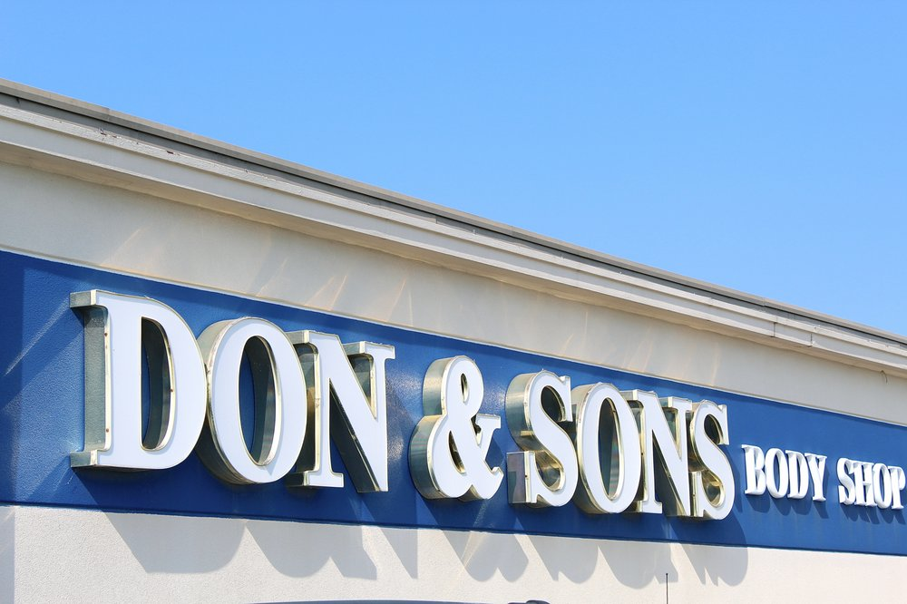 Don & Sons Body Shop: 1003 E Lincoln Way, Ames, IA