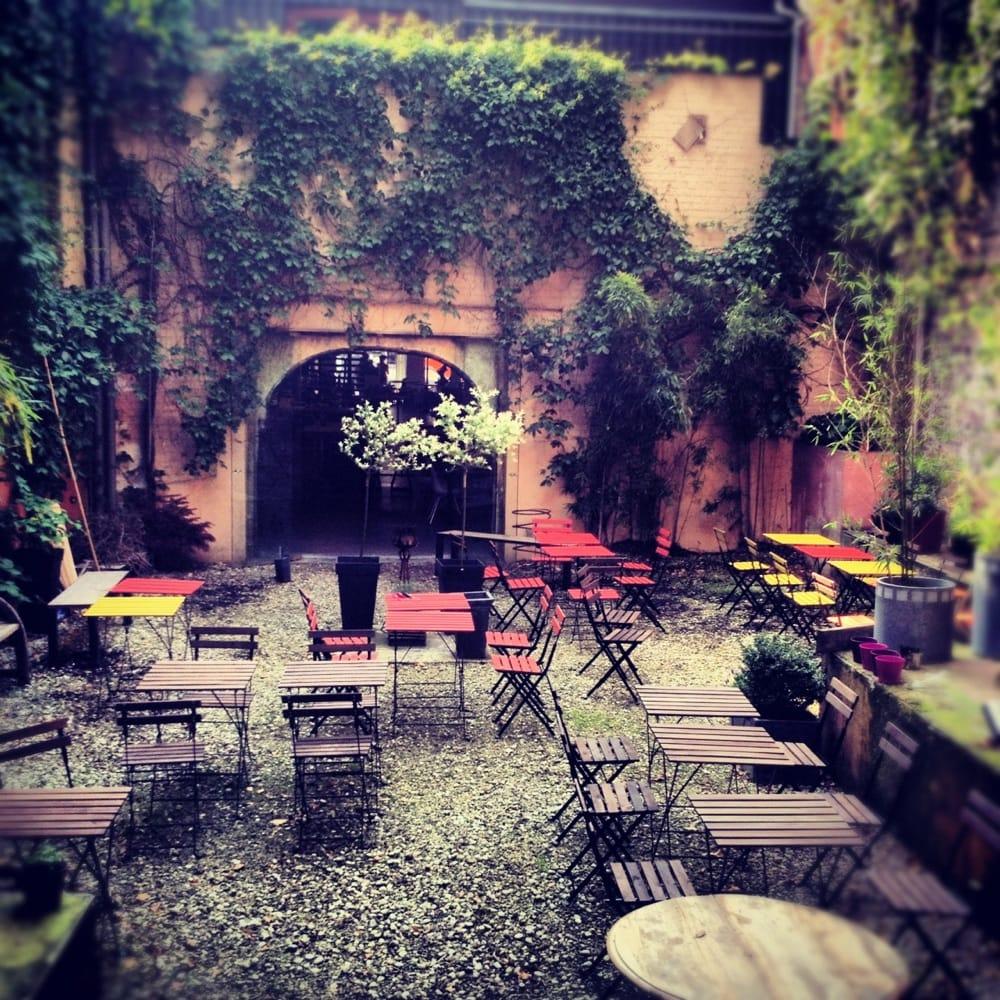 Le jardin de l 39 atelier en ville yelp for B b un jardin en ville brussels