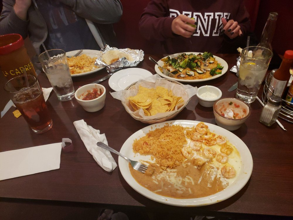 La Carreta Mexican Restaurant: 1092 Eagleton Blvd, London, OH