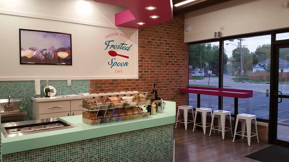 Frosted Spoon: 511A 1st Ave, Rock Falls, IL