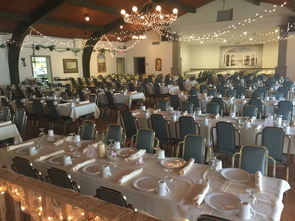 The Main Event Banquet Hall and Catering: 206 Lemke St, Cecil, WI