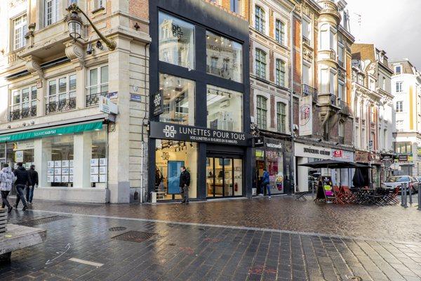 prix de détail magasiner pour les plus récents sélection spéciale de Lunettes Pour Tous - Lunettes & Opticien - 21 rue des Ponts ...