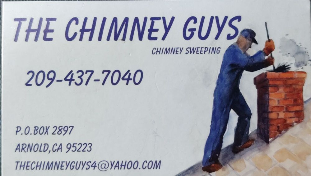 The Chimney Guys: Arnold, CA