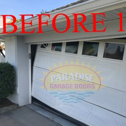 Photo Of Paradise Garage Doors   Merritt Island, FL, United States. Garage  Door