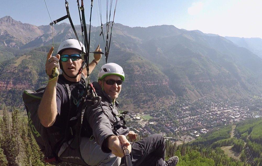 Telluride Paragliding: Telluride, CO