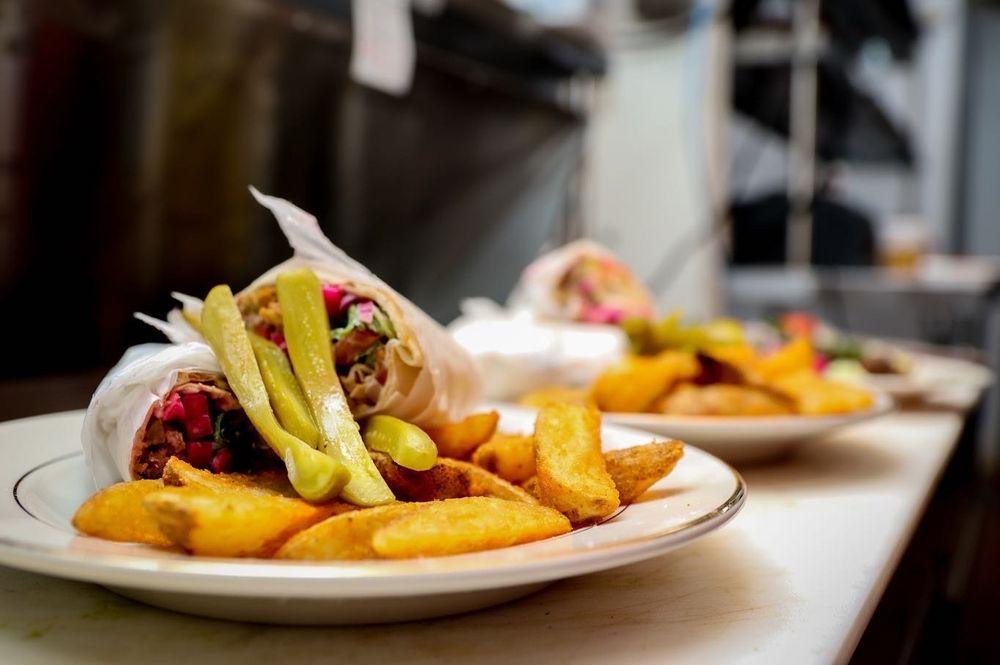 Syriana Mediterranean Cuisine: 26920 Center Ridge Rd, Westlake, OH
