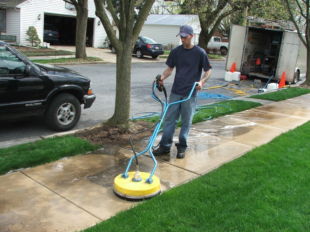 Triple Clean Pressure Washing