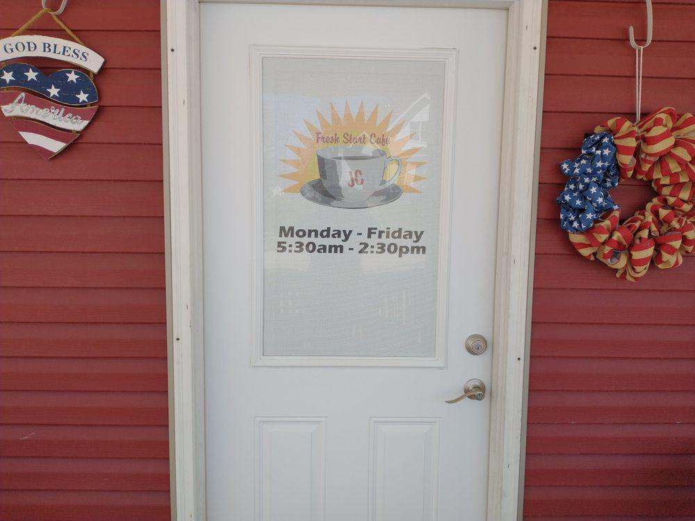 JC Fresh Start Cafe: 301 N Cross St, Robinson, IL