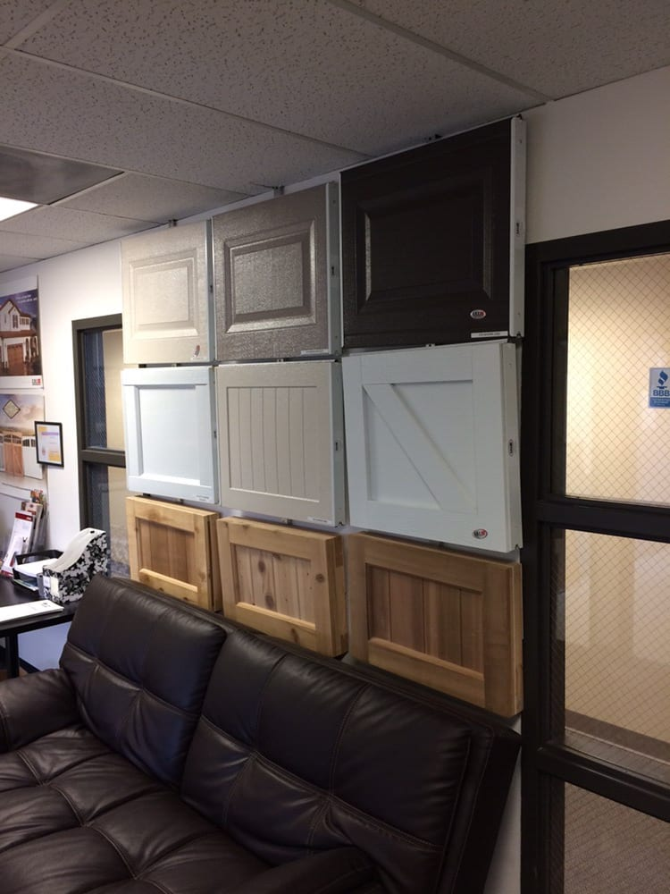 Photo Of A1 Garage Doors Centennial Co United States Door Samples
