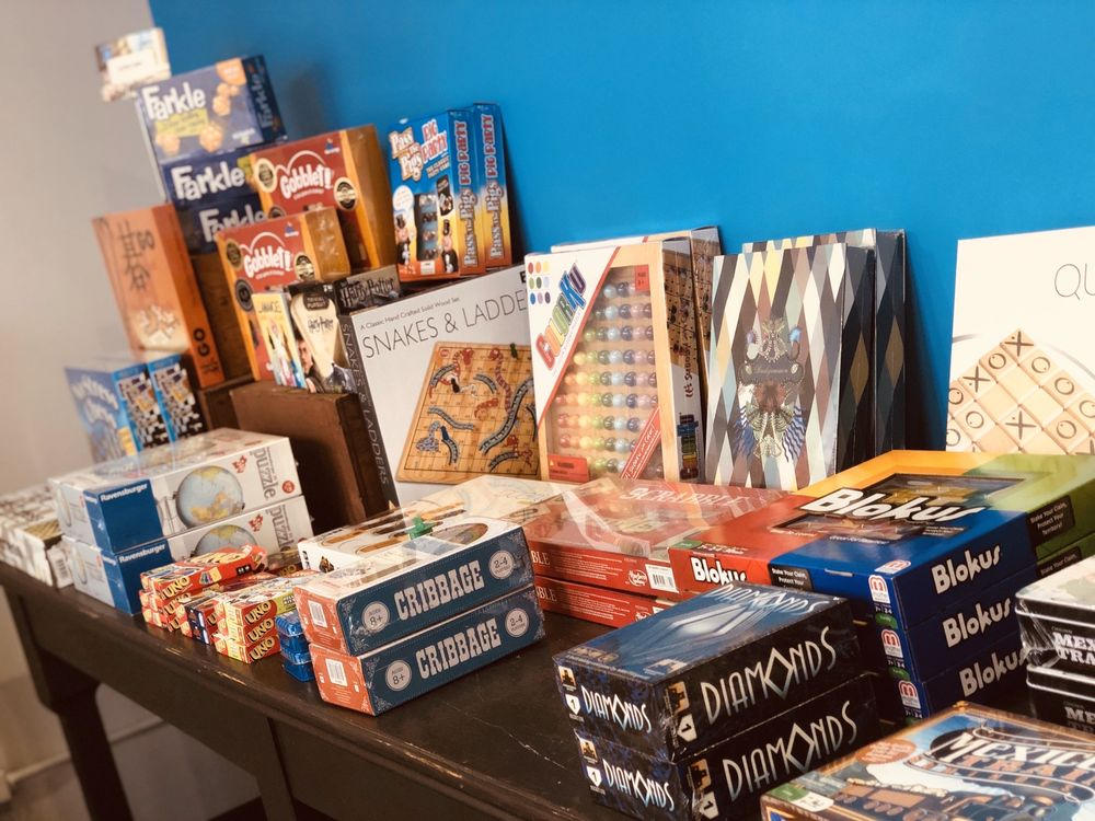 Blue Bridge Games: 954 Fulton St E, Grand Rapids, MI