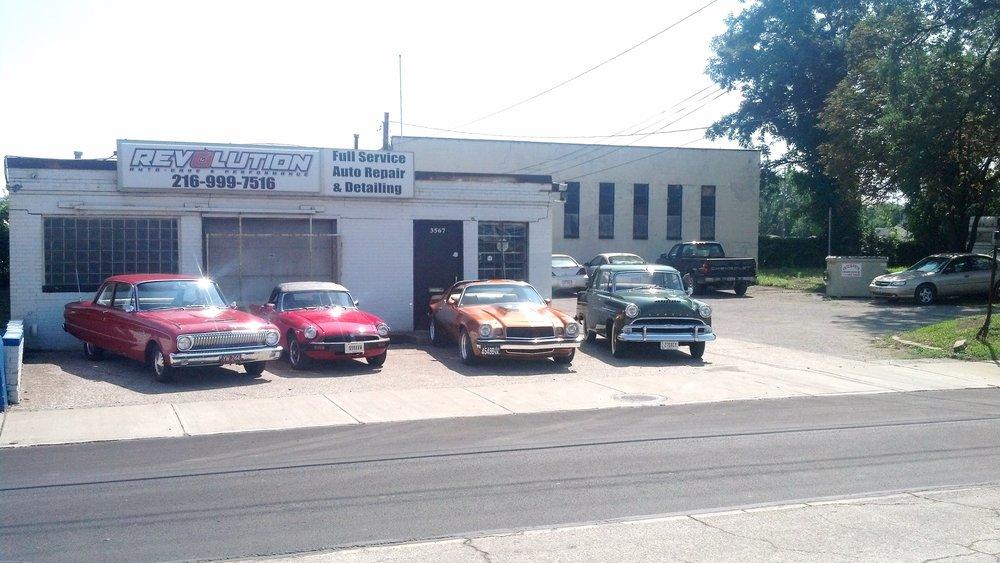 Revolution Auto Care: 3567 E 49th St, Cleveland, OH
