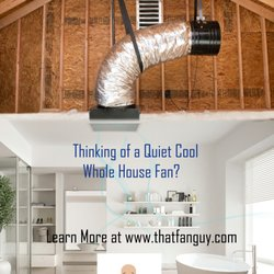 Eco Air Solutions - A Whole House Fan Company - 61 Photos