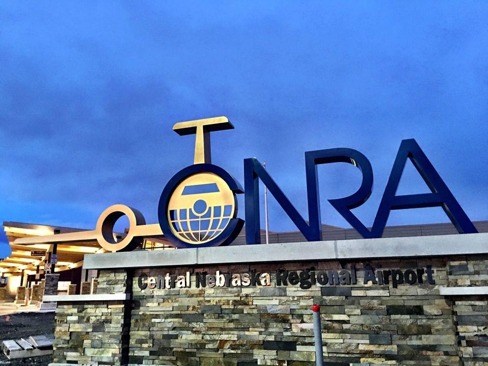 Central Nebraska Regional Airport: 3773 N Sky Park Rd, Grand Island, NE