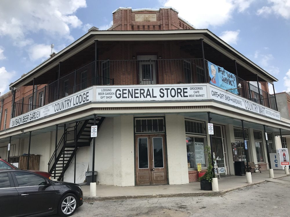 The Country Mart: 7390 Cr 525, D Hanis, TX