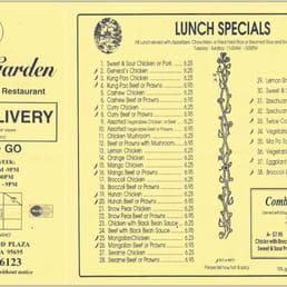Photo Of Spring Garden Restaurant Woodland Ca United States Food Is Yummy