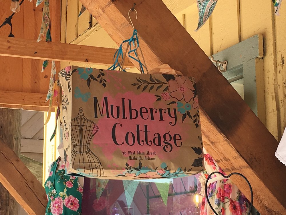Mulberry Cottage: 46 W Main St, Nashville, IN