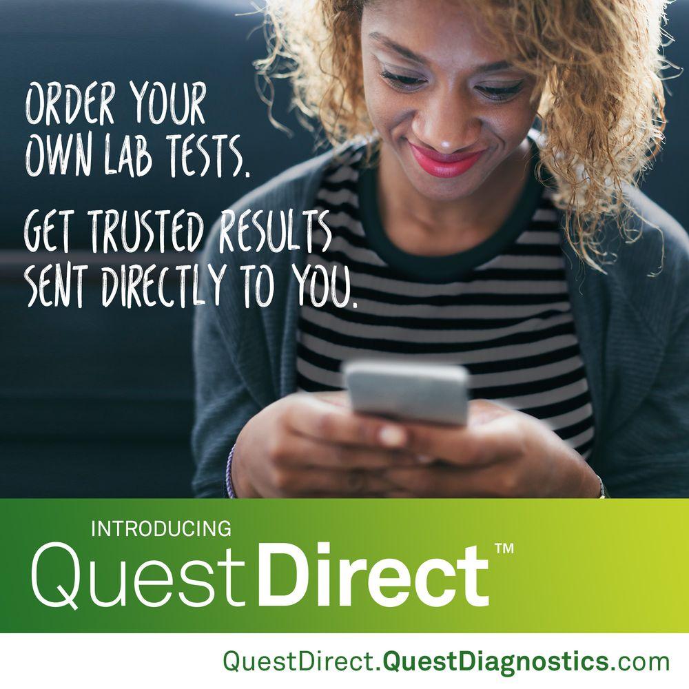 Quest Diagnostics: 30131 Town Center Drive, Laguna Niguel, CA