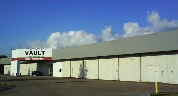 Photo Of Vault Self Storage Baton Rouge La United States The Front