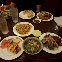 Grand asian buffet in raleighnc