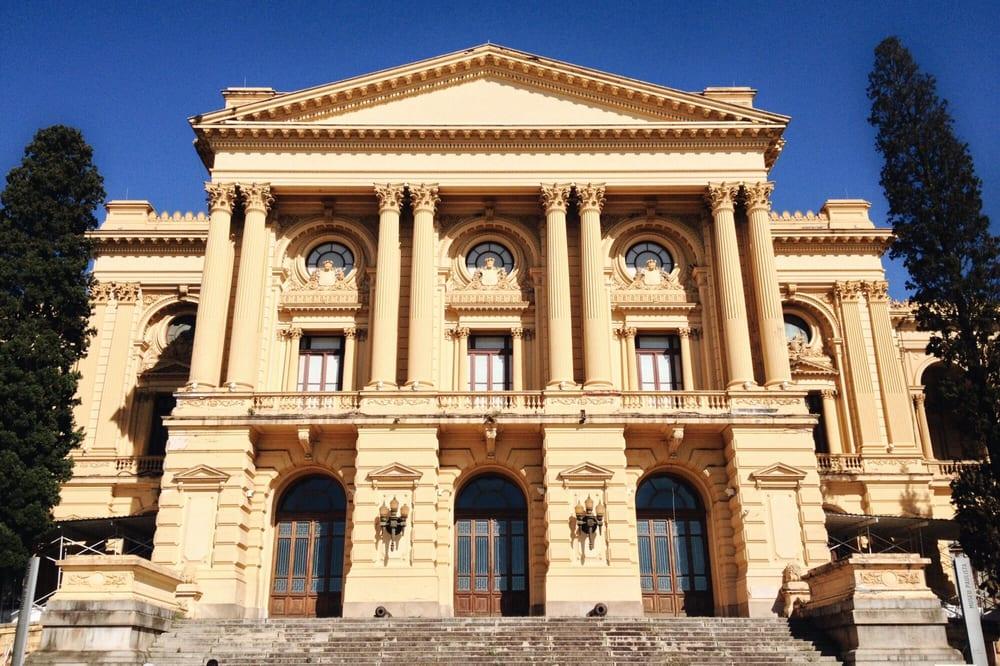 Museu Paulista of the University of São Paulo